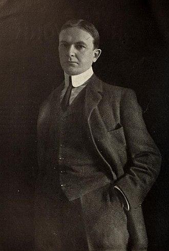Robert J. Collier - Collier in 1908