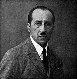Piet Mondriaan. Afkomstig uit De Stijl, 5e jaargang, nummer 12 (december 1922): p. 179.