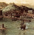 Pieter Bruegel the Elder - Naval Battle in the Gulf of Naples (detail) - WGA03523.jpg