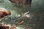 Pieter bruegel il vecchio, caduta di icaro, 1558 circa 07.JPG