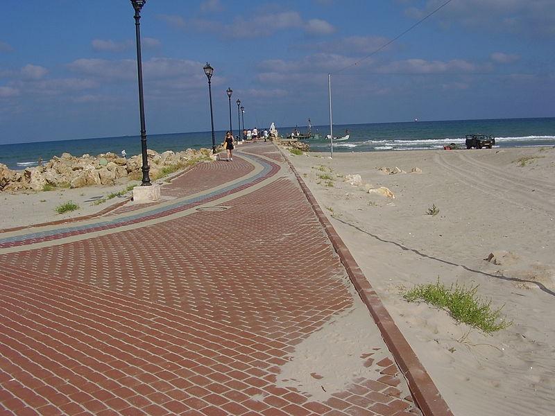 חוף קריית ים