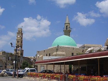 مسجد الميناء