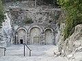 PikiWiki Israel 52722 cave of rabbi yehuda hanasi.jpg