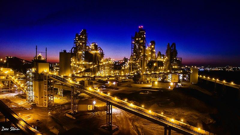 מפעל המלט ברמלה