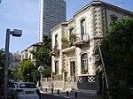 הבתים התאומים, רחוב פינס 30–32
