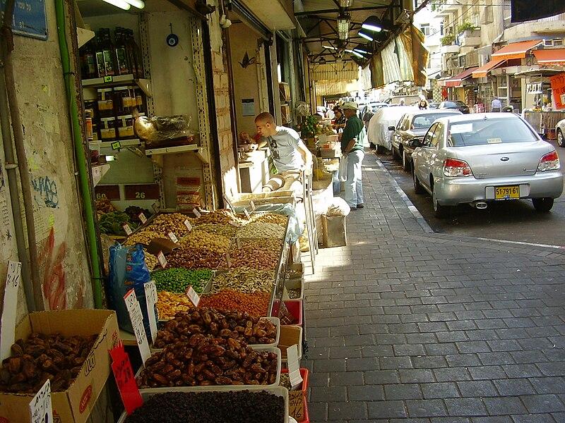 שוק לוינסקי בתל אביב