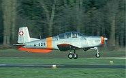 Pilatus P-3 A-829