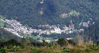 Piode,  Piedmont, Italy