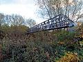 Pipe bridge over the River Don near Tinsley - geograph.org.uk - 610281.jpg