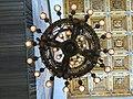 Pisa cathedral - Galileo lamp from below.jpg