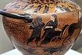 Pittore del louvre E739, hydria ricci, etruria (artigiani da focea), dalla banditaccia, 530 ac. ca., ercole all'olimpo su quadriga con ebe 1.jpg