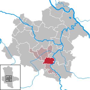 Plötzkau - Image: Plötzkau in SLK