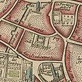 Plan de Tolose (Albert Jouvin de Rochefort, 1770) - collège de Mirepoix.jpg