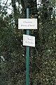 Plaques chemin Prion Aval route Druillets St Cyr Menthon 1.jpg