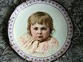 Plate Victoria 5 years by Julia Phominichna 1890.jpg