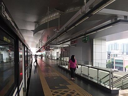 Bagaimana untuk pergi ke Puchong Prima dengan pengangkutan awam - Tentang tempat tersebut