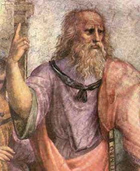 Plato is credited with the inception of academia: the body of knowledge, its development and transmission across generations.