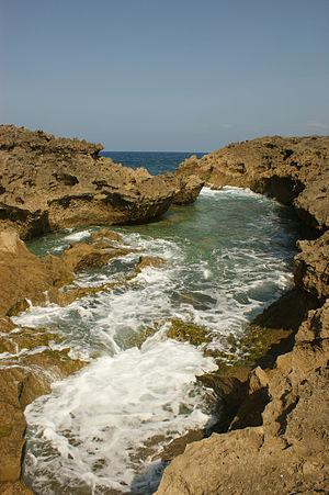 Manatí, Puerto Rico - Near Mar Chiquita Beach