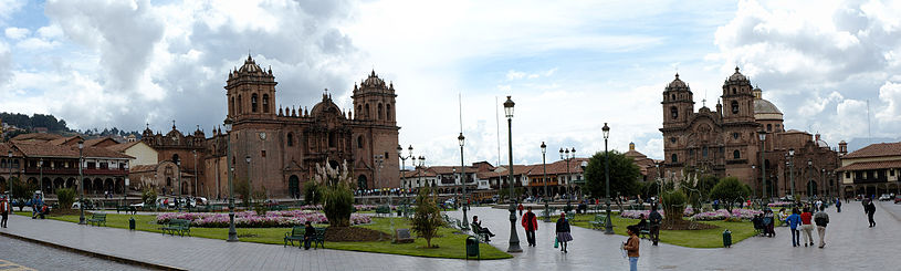 Cuzco - The Ancient Capital Of Peru. Cuzco, Located In The Sacred ...