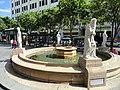 Plaza de Armas fountain - San Juan, Puerto Rico - DSC07112.JPG