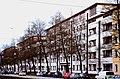 Podbielskistraße 264, 268, 270 ... 292 Hannover-List, Liststadt, Blick in Richtung Klingerstraße.jpg