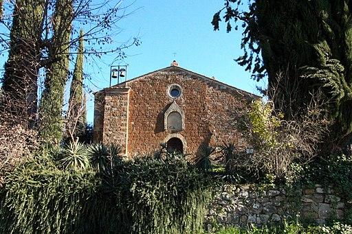 Pieve di San Sigismondo a Poggio alle Mura, Poggio alle Mura