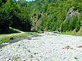Poienile de Sub Munte, horská řeka.jpg