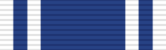 Peter Fahy - Image: Police Long Service and Good Conduct ribbon
