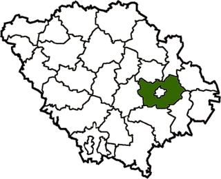 Poltava Raion Subdivision of Poltava Oblast, Ukraine