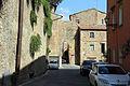 Pomarance, porta orcolina, xii secolo 01.JPG