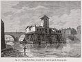 Pompe Notre-Dame, vue prise de la voûte du quai de Gêvres en 1861.jpg