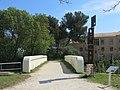 Pont sur le Maravenne de la promenade des Annamites.jpg