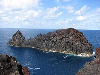 Graciosa - Ponta da Barca, emblematic of the island of Graciosa