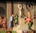 Pontormo, giuseppe venduto a putifarre, 1515 ca., dalla camera nuziale borgherini 05.jpg