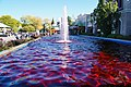 Pool filled with red water near Halloween - panoramio.jpg
