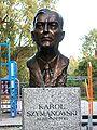 Popiersie Karol Szymanowski ssj 20071009.jpg