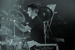 Gavin Harrison - Image: Porcupine Tree Gavin Harrison TS Wisła Kraków 001