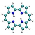 Porphycene-trans-CPK.png