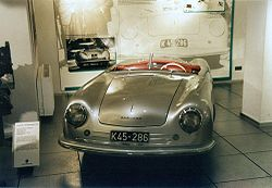 Porsche No. 1 Type 356 (mid-engine prototype)