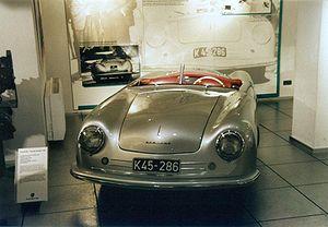 Porsche 356/1 - Porsche No. 1 Type 356, Porsche Museum