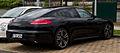 Porsche Panamera Diesel (970, Facelift) – Heckansicht, 11. August 2013, Essen.jpg
