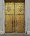 Porta de l'església de sant Vicent màrtir, Benimàmet.JPG