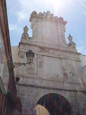 Andria - Porta Sant'Andrea.