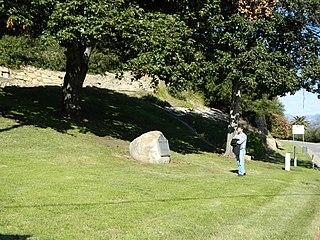 Portolá Trail Campsites California Historic Landmark