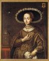 Porträtt. Margareta Eriksdotter Vasa. Hillebrandt - Skoklosters slott - 47695.tif