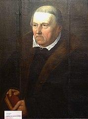 Portrait of Cornelius Musius