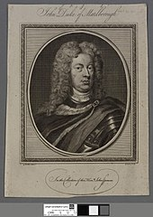 John Duke of Malborough