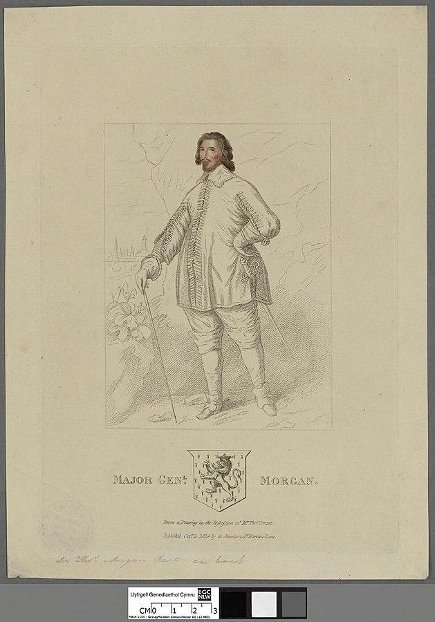 Major Genl. Morgan