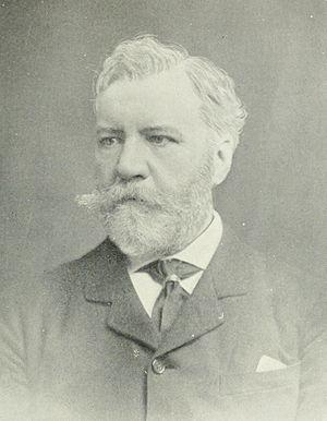 Richard Whiteing - Richard Whiteing, ca. 1904.