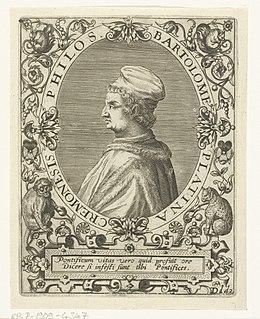 Bartolomeo Platina